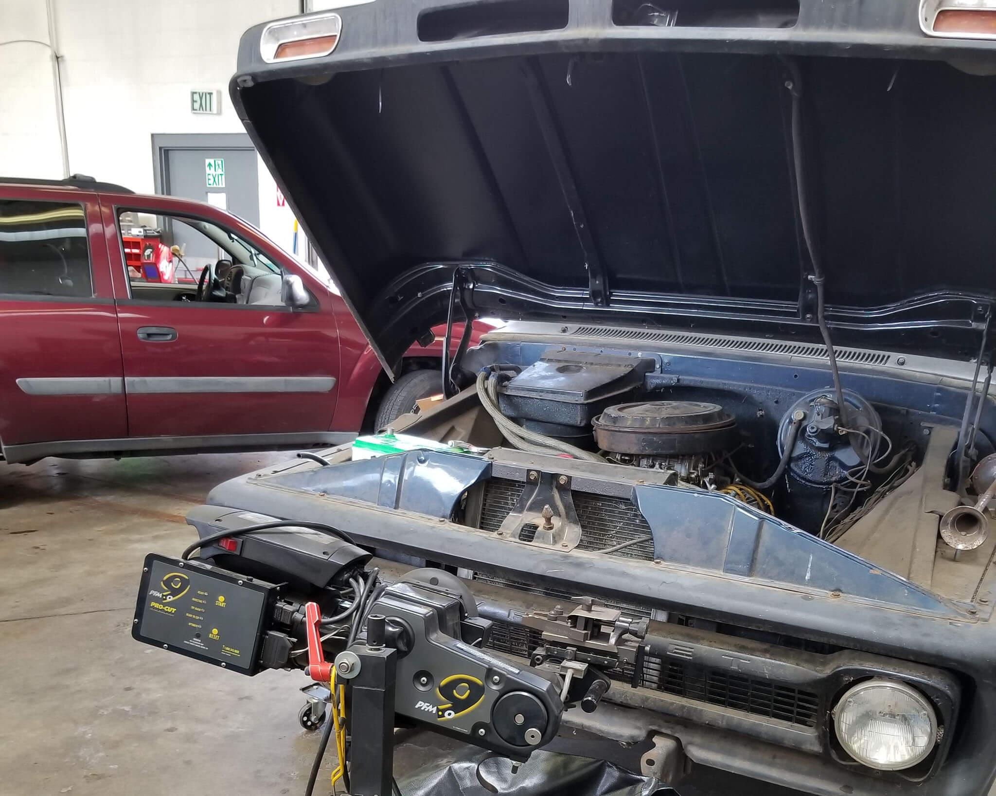 Patrick Olsen Auto Repair