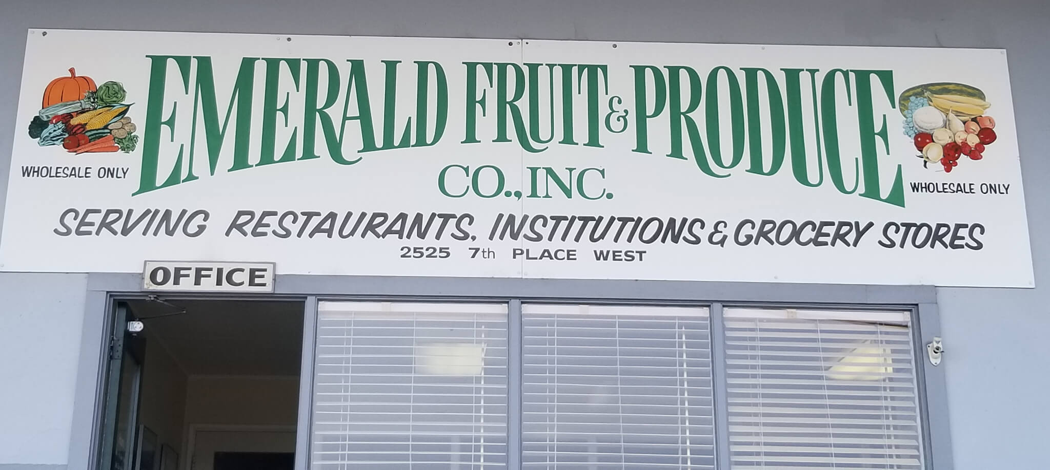 Emerald Fruit and Produce