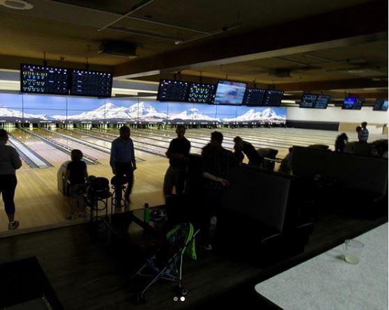 Emerald Lanes Bowling Eugene