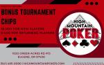 High Mountain Poker